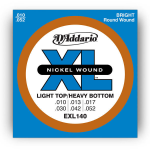 D'Addario EXL140 Electric Guitar Strings Light/Heavy 10 - 52