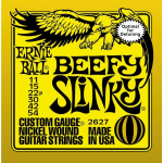 Ernie Ball 2627 Electric Guitar Strings Beefy Slinky 11-54